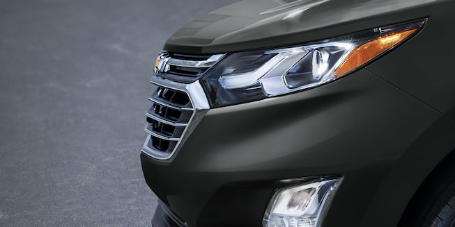 Chevrolet Equinox 2020, camioneta SUV incluye faros LED con IntelliBeam